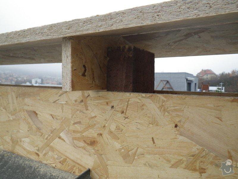 Odborné posouzení, návrh nápravných opatření a technický dozor investora při opravě střešního pláště: IMGP8487
