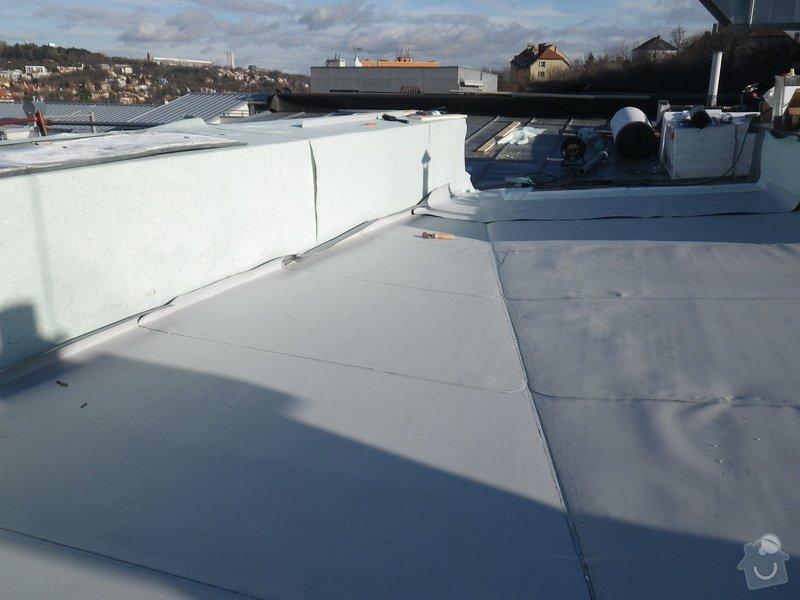 Odborné posouzení, návrh nápravných opatření a technický dozor investora při opravě střešního pláště: IMGP8712