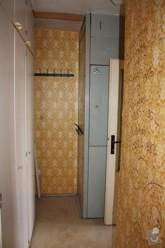 Rekonstrukce panelákového bytu 3+1, 65 m2: 2013_02_08_Kamyk_Psencikova_-_004