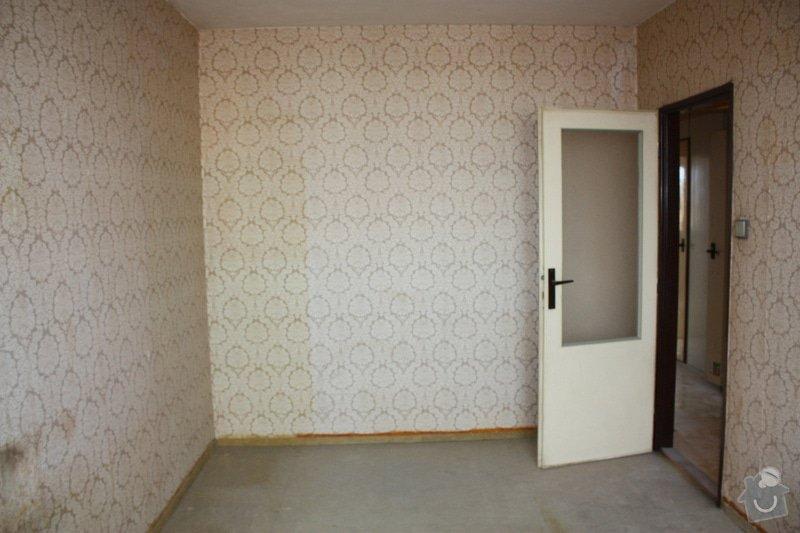 Rekonstrukce panelákového bytu 3+1, 65 m2: 2013_02_08_Kamyk_Psencikova_-_007