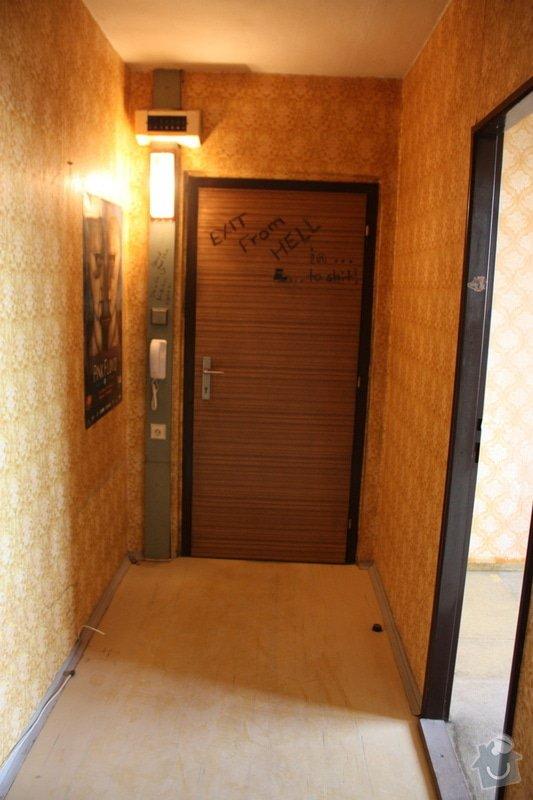 Rekonstrukce panelákového bytu 3+1, 65 m2: 2013_02_08_Kamyk_Psencikova_-_013