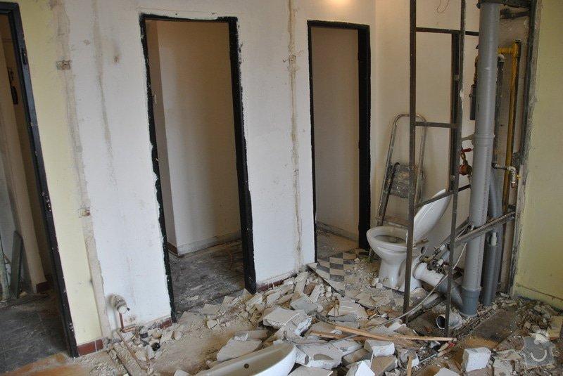 Rekonstrukce bytu 1+1 Brno: DSC_0015
