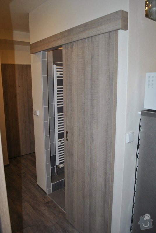 Rekonstrukce bytu 1+1 Brno: DSC_0058