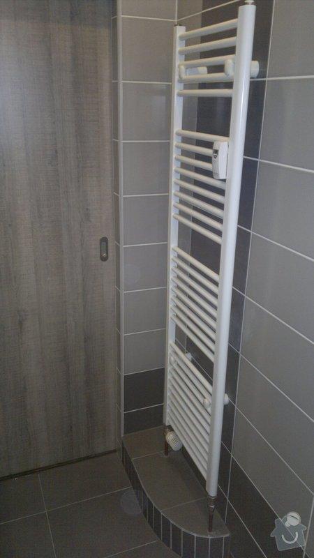 Rekonstrukce bytu 1+1 Brno: 2013-01-23-4187