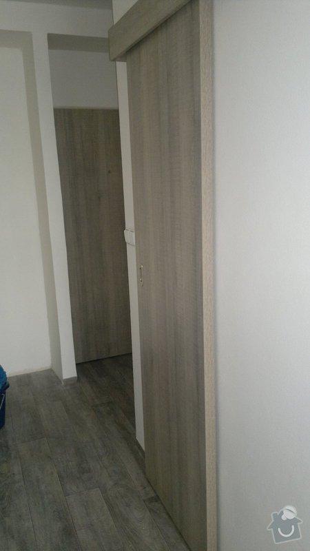 Rekonstrukce bytu 1+1 Brno: 2013-01-23-4173