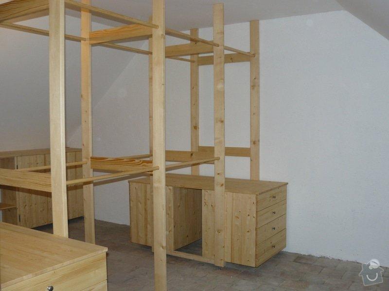 Truhlářské práce v interiéru: P1050778a