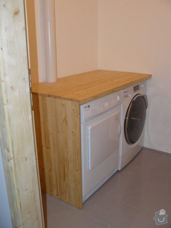 Truhlářské práce v interiéru: P1050785a