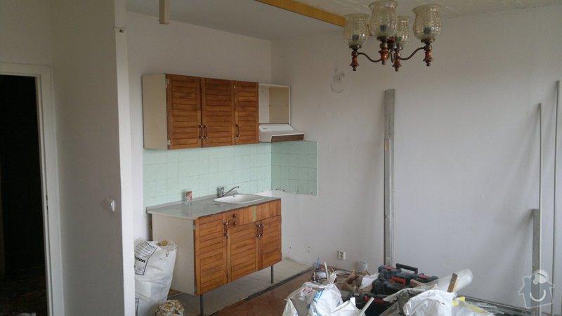 Kompletní rekonstrukce bytu 2+kk Brno: 2012-10-05-3171