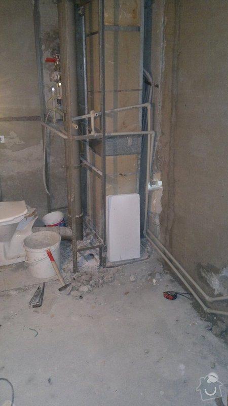 Kompletní rekonstrukce bytu 2+kk Brno: 2012-10-11-3257