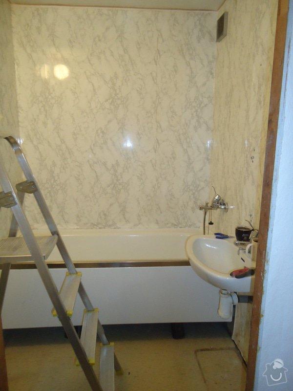 Bytové jádro, rek.koupelny, WC a chodby: 003