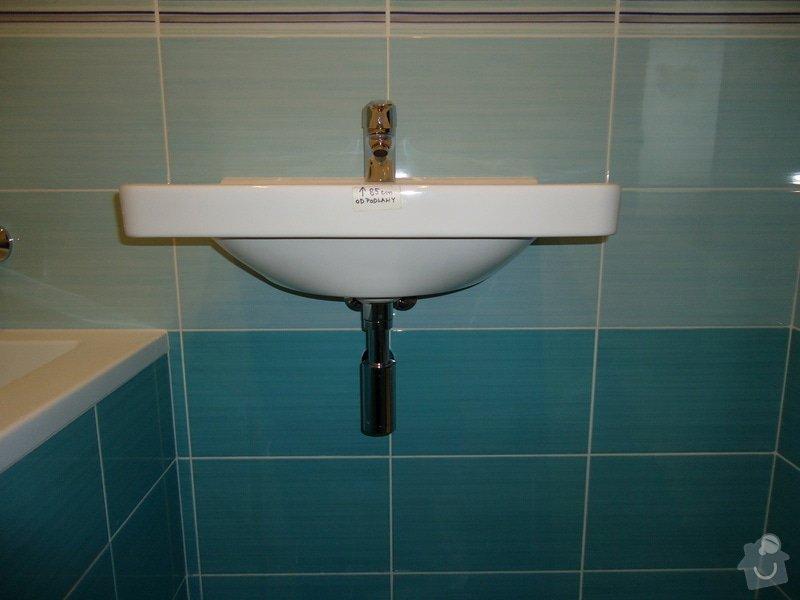 Bytové jádro, rek.koupelny, WC a chodby: 009