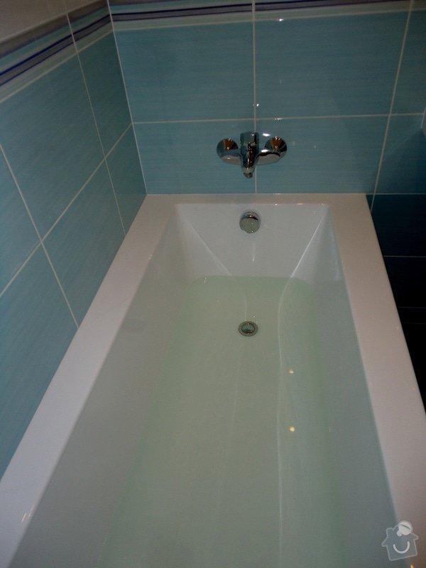 Bytové jádro, rek.koupelny, WC a chodby: 010