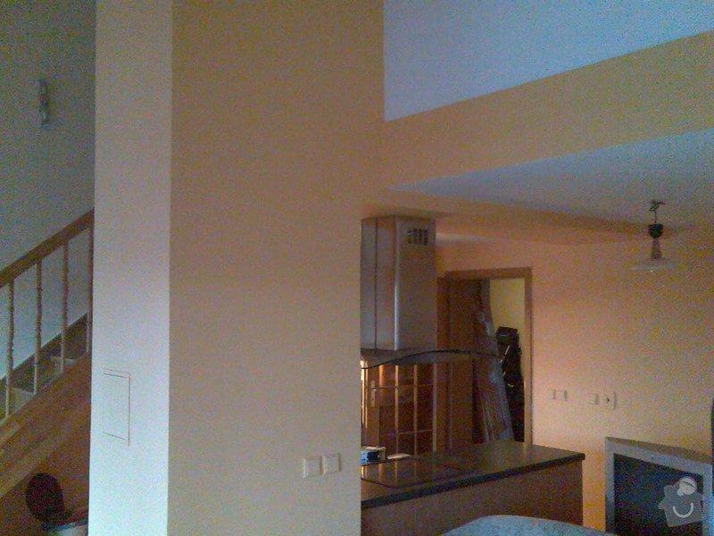 Vymalování bytu: Obraz036