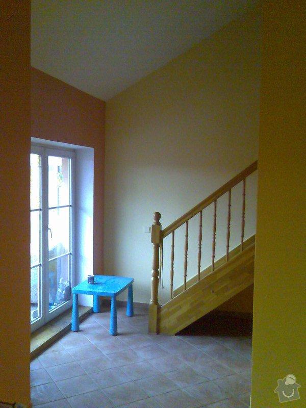 Vymalování bytu: Obraz037