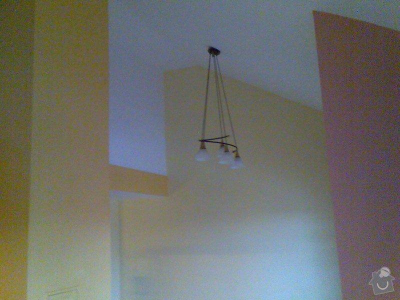 Vymalování bytu: Obraz038