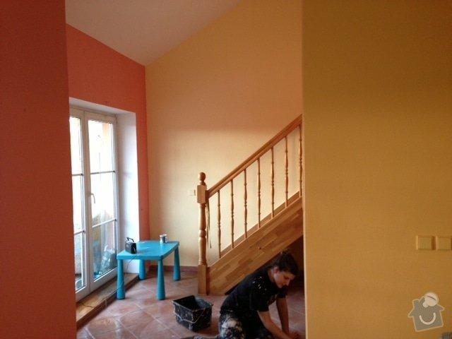 Vymalování bytu: obrazek