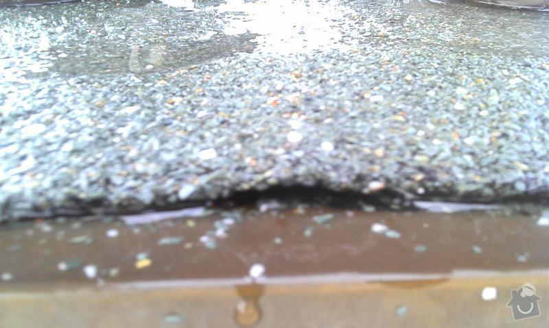 Zhotovení střechy na stání pro auta: PIC029
