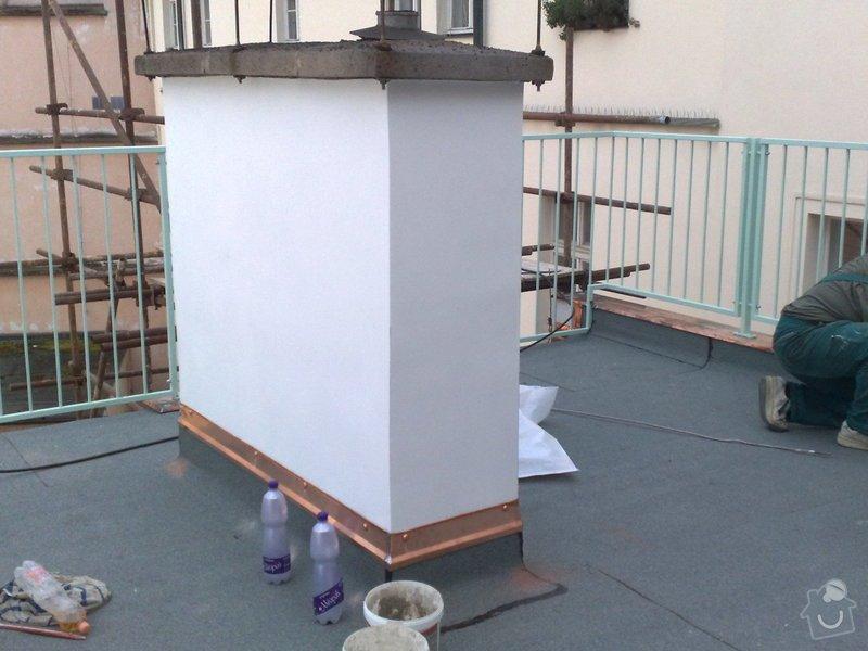 Zhotovení střechy na stání pro auta: prace_006