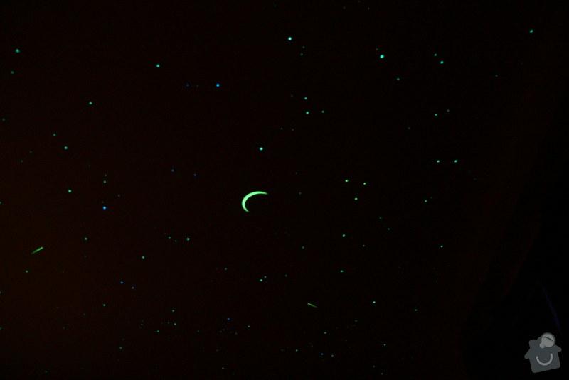 Hvězdná obloha v ložnici dospělých: P1210475