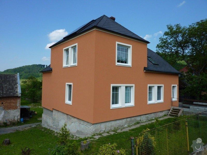 Zateplení RD Vítovka-Odry: P1000187