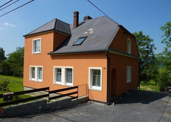 Zateplení RD Vítovka-Odry
