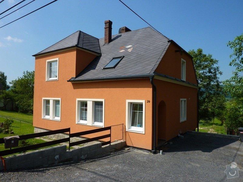 Zateplení RD Vítovka-Odry: P1000188