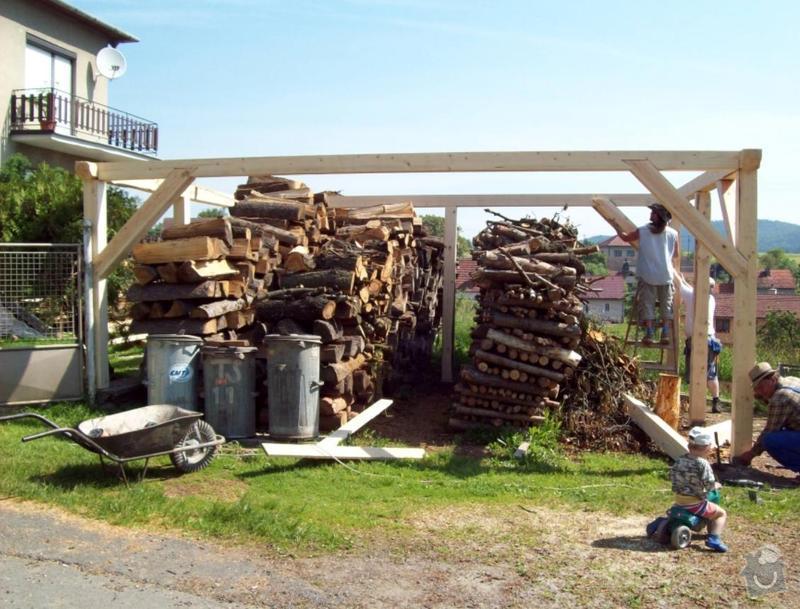 Dřevěná kůlna: kulna_tonda11
