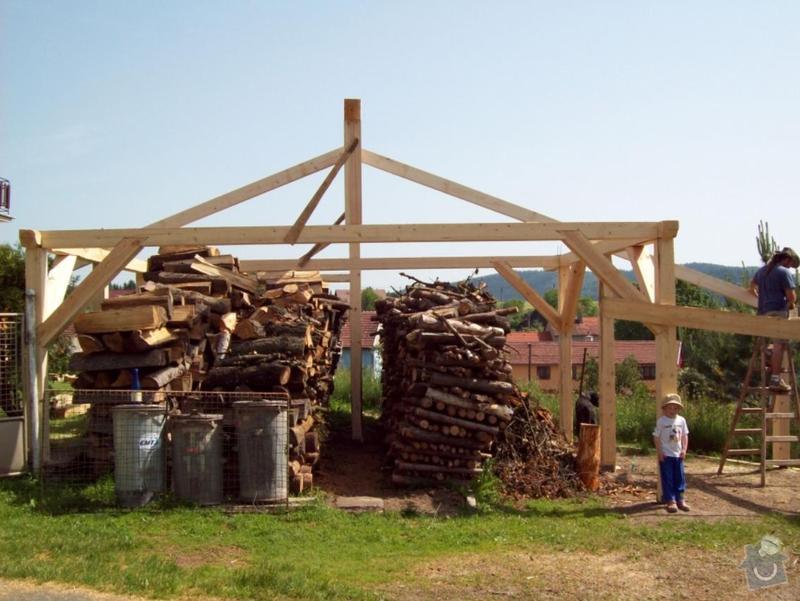 Dřevěná kůlna: kulna_tonda_2