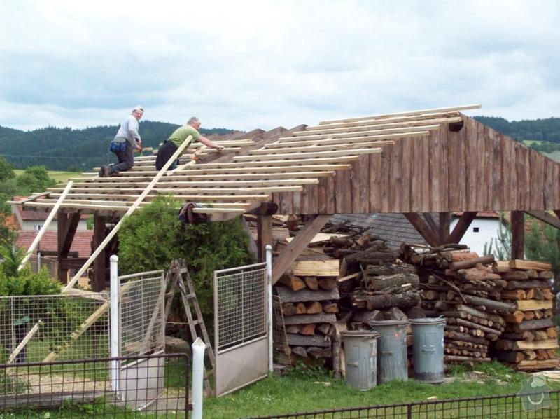 Dřevěná kůlna: kulna_tonda3
