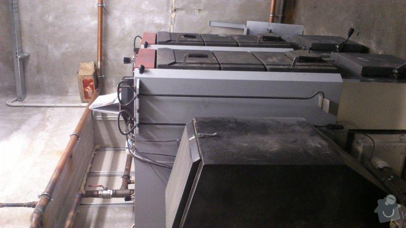 Zhotovení rozvodu pro kotle s hořákem na uhlí 2x60KW včetně ekvitermního řízení : DSC_0016