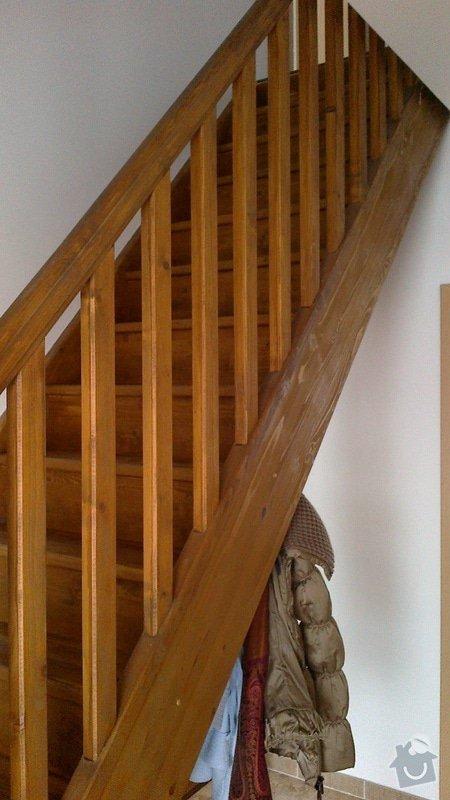 Výroba dřevěných schodů: 2013-02-21-005