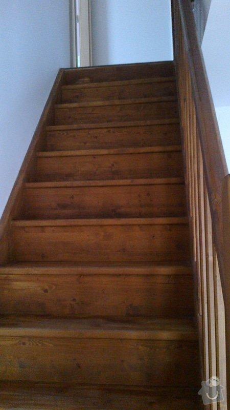 Výroba dřevěných schodů: 2013-02-21-006