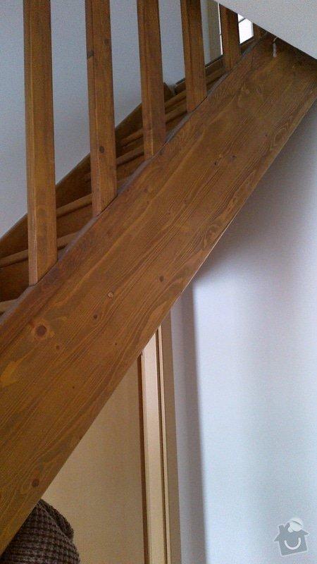 Výroba dřevěných schodů: 2013-02-21-007