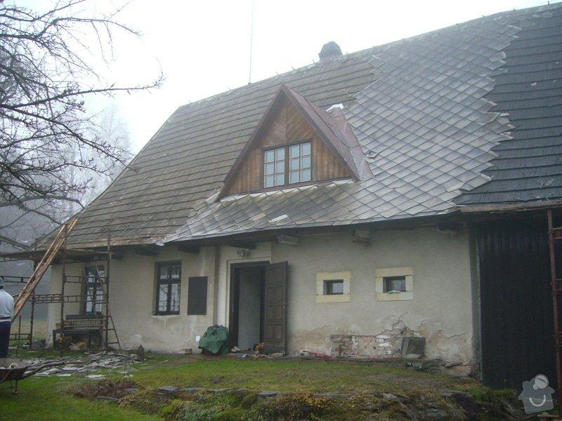 Rekonstrukce střechy: P1040337