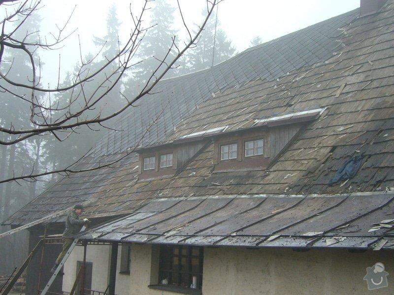 Rekonstrukce střechy: P1040342