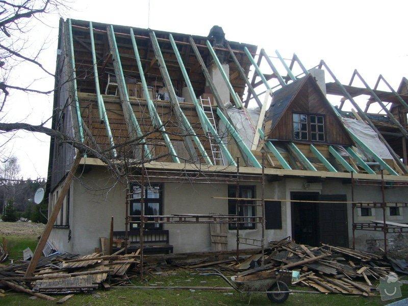 Rekonstrukce střechy: P1040383