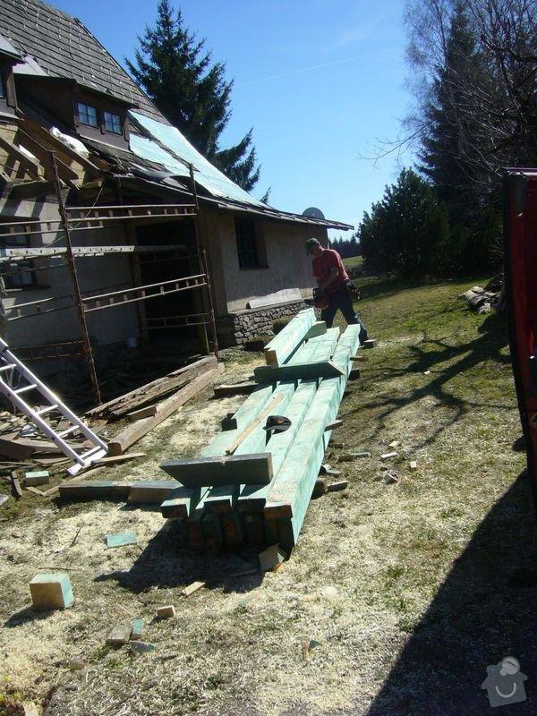 Rekonstrukce střechy: P1040412