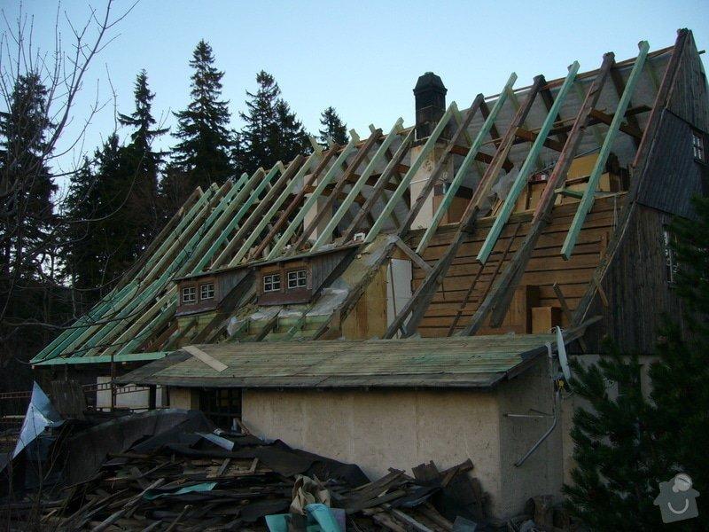 Rekonstrukce střechy: P1040435