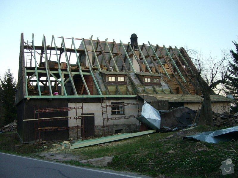 Rekonstrukce střechy: P1040436
