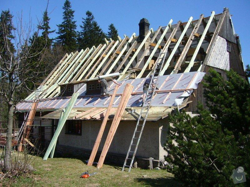 Rekonstrukce střechy: P1040443