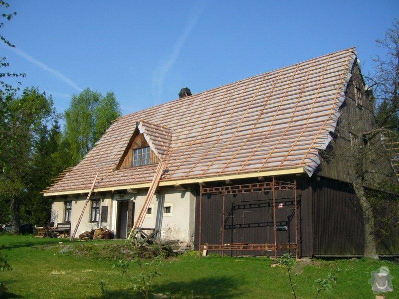 Rekonstrukce střechy: P1040451