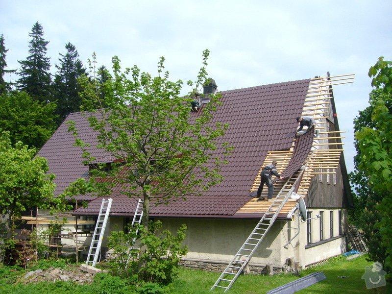 Rekonstrukce střechy: P1040502