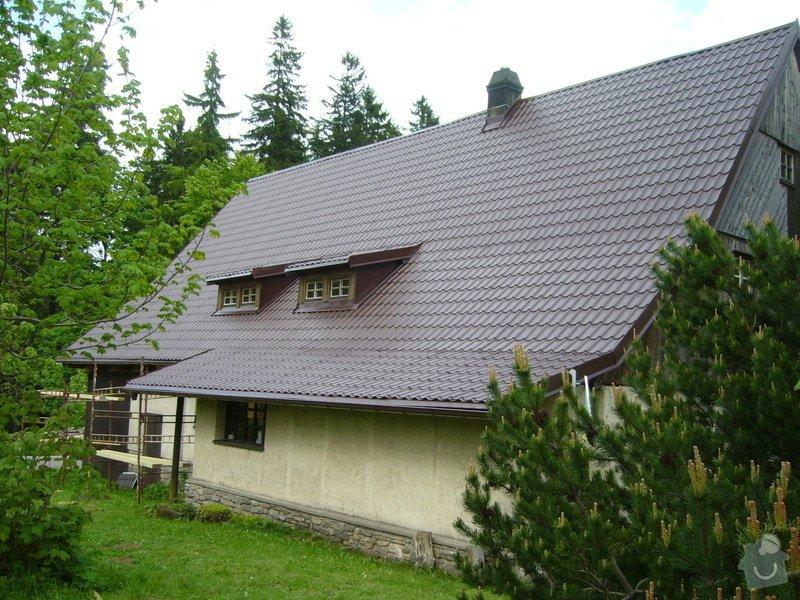 Rekonstrukce střechy: P1040509