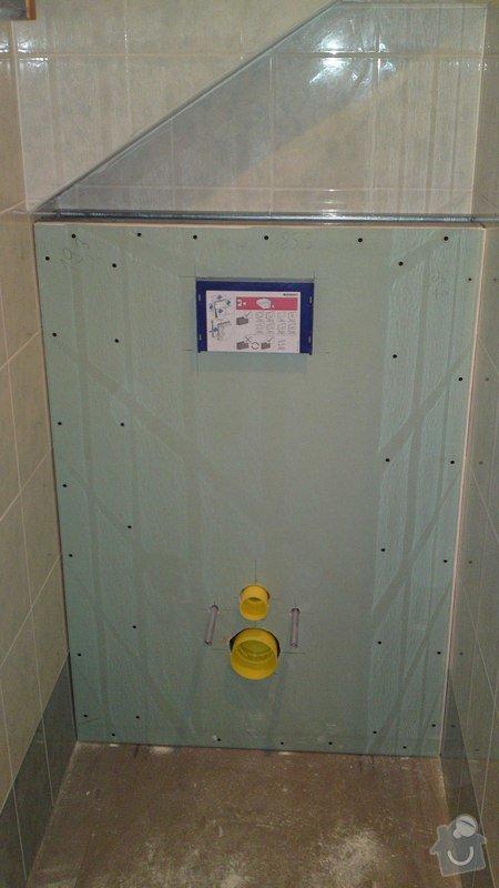 Výměna vany, sprchového boxu: 09012013634