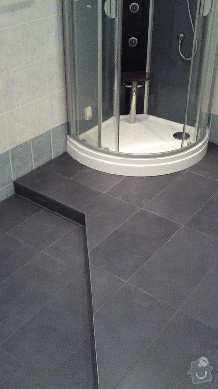 Výměna vany, sprchového boxu: 15012013657