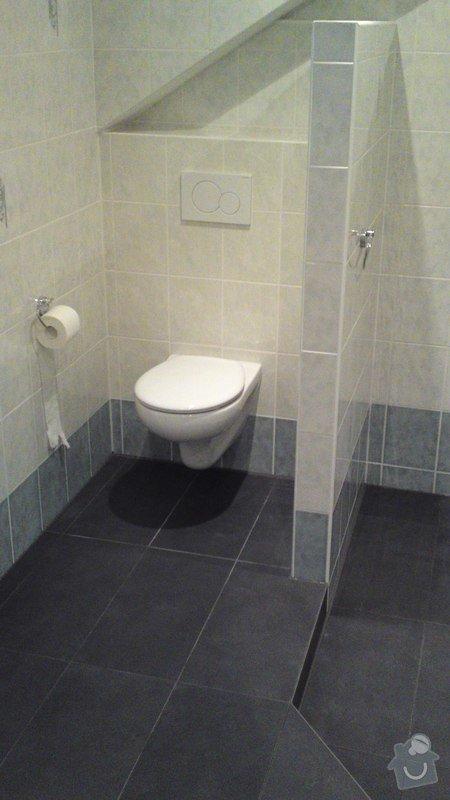 Výměna vany, sprchového boxu: 15012013658