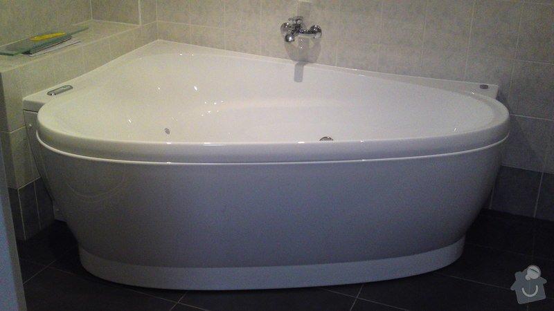 Výměna vany, sprchového boxu: 01022013716