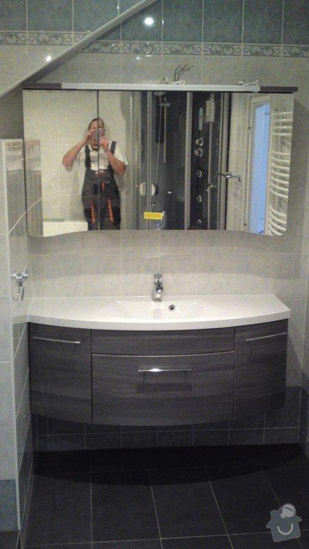 Výměna vany, sprchového boxu: 01022013718