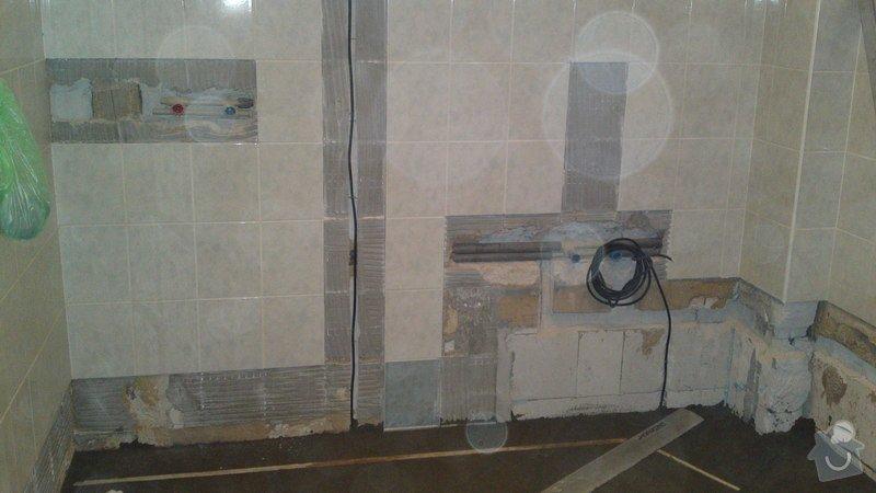 Výměna vany, sprchového boxu: 05012013618