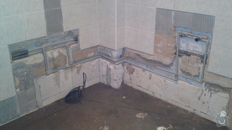 Výměna vany, sprchového boxu: 07012013621